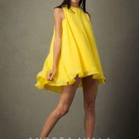 Andrea Ayala, inspiración de estilo y glamour